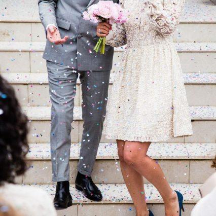 自分の結婚式で流したいウェディングソングは?